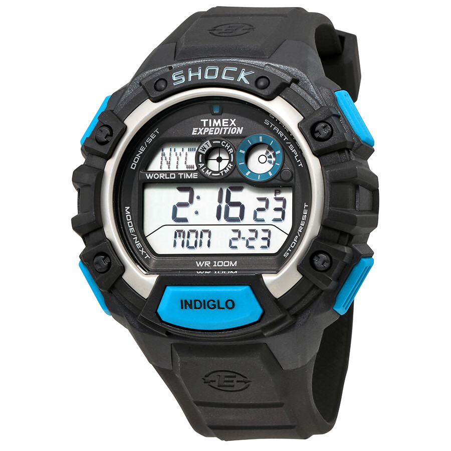 Timex Expedition Global Shock Men's Digital Watch ...