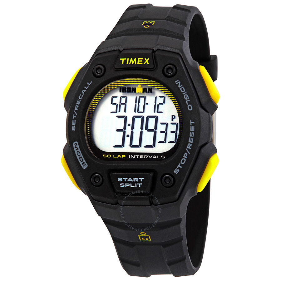 Timex Ironman Classic 50 Lap Men's Watch TW5K86100 - Timex ...