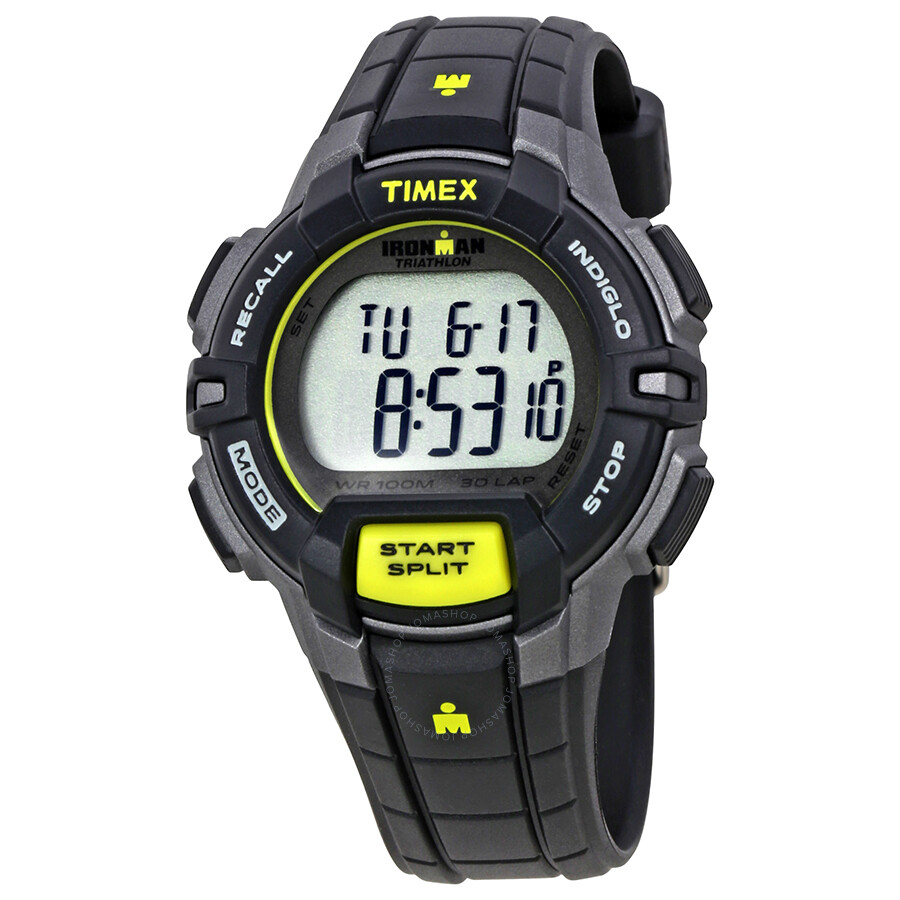 timex ironman triathlon digital s t5k809