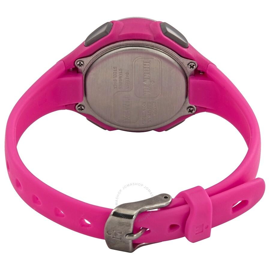 7380bf3ae Timex Ironman Essential 30 Ladies Digital Watch TW5K90300 - Timex ...