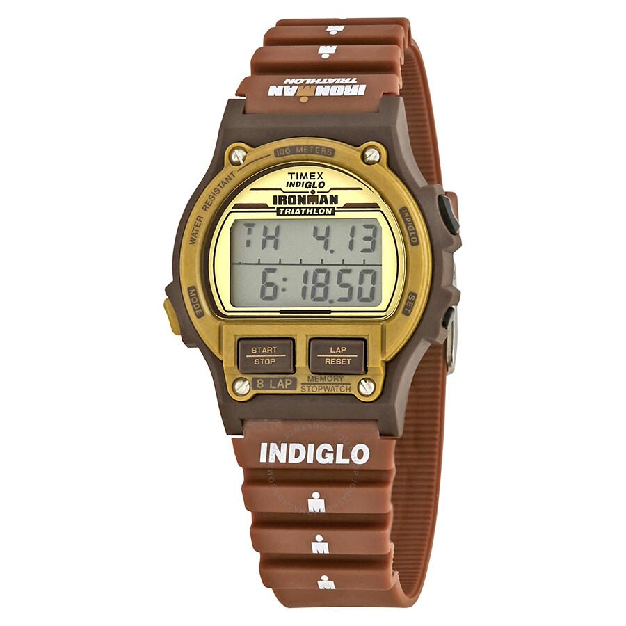 8fe9e6dfb53ee Timex Ironman Triathlon Digital 8-Lap Alarm Chronograph Men s Watch T5K842  ...