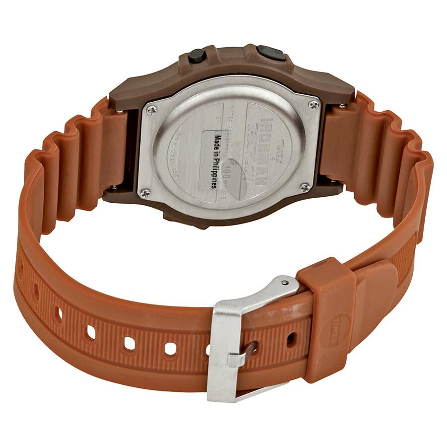 4a967c9ccad59 ... Timex Ironman Triathlon Digital 8-Lap Alarm Chronograph Men s Watch  T5K842