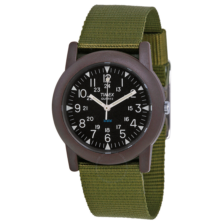 Timex men 39 s expedition analog camper watch t41711 timex watches jomashop for Expedition watches