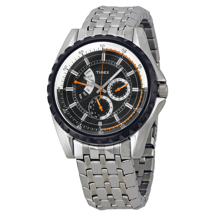 timex retrograde mens watch t2m430 timex watches