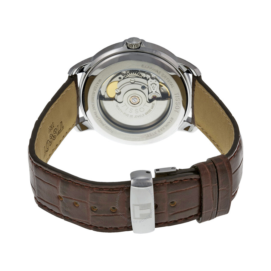 Tissot Automatic III White Dial Men's Watch T0654301603100 ...