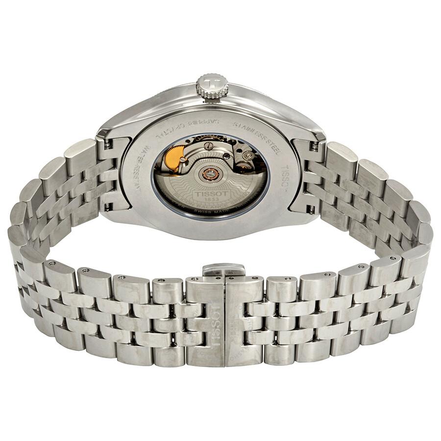 0c9406fb719 ... Tissot Ballade Automatic Chronometer Black Dial Men s Watch  T108.408.11.057.00