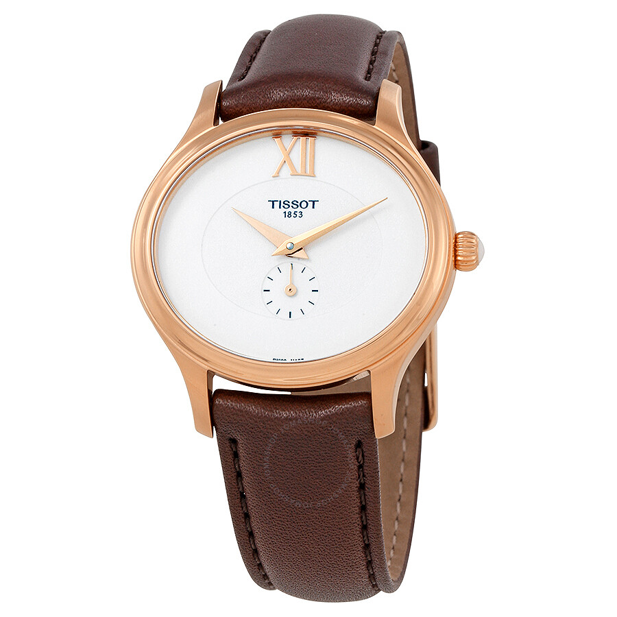 Tissot Bella Ora Silver Dial Ladies Dress Watch T103.310.36.033.00 ...