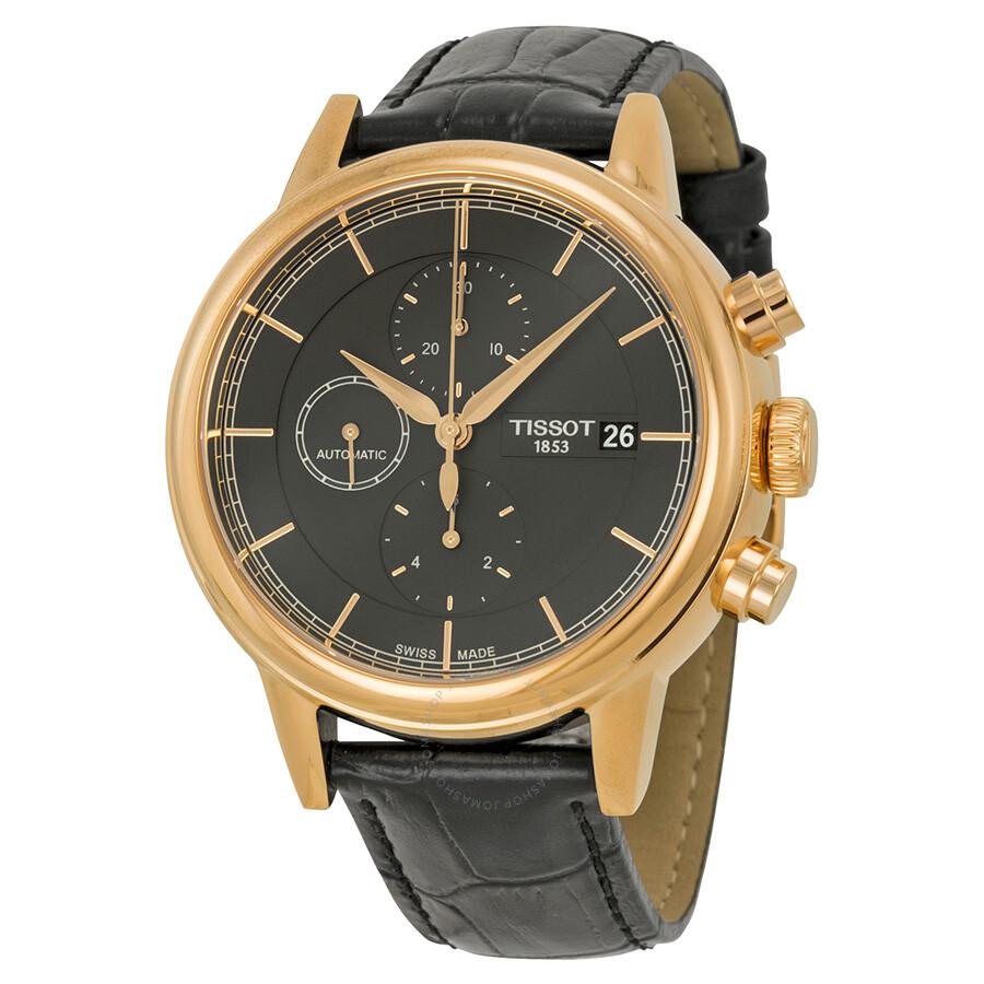 Watch Tissot Carson Automatic Watch video