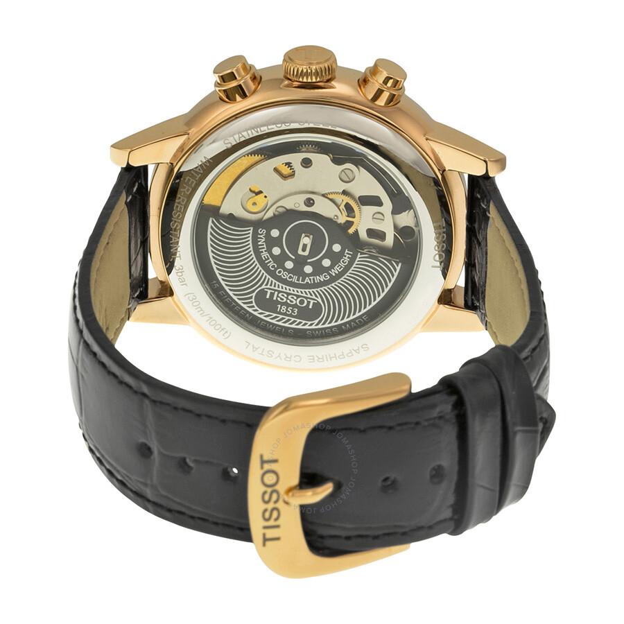 0f95276e761 ... Tissot Carson Automatic Chronograph Men's Watch T0854273606100 ...