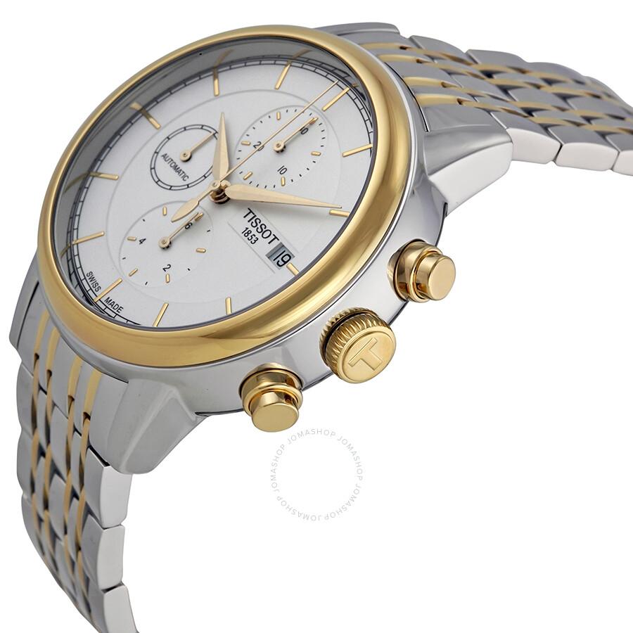 d4b6d1c8b41 Tissot Carson Automatic Chronograph Men's Watch T0854272201100 Tissot  Carson Automatic Chronograph Men's Watch T0854272201100 ...