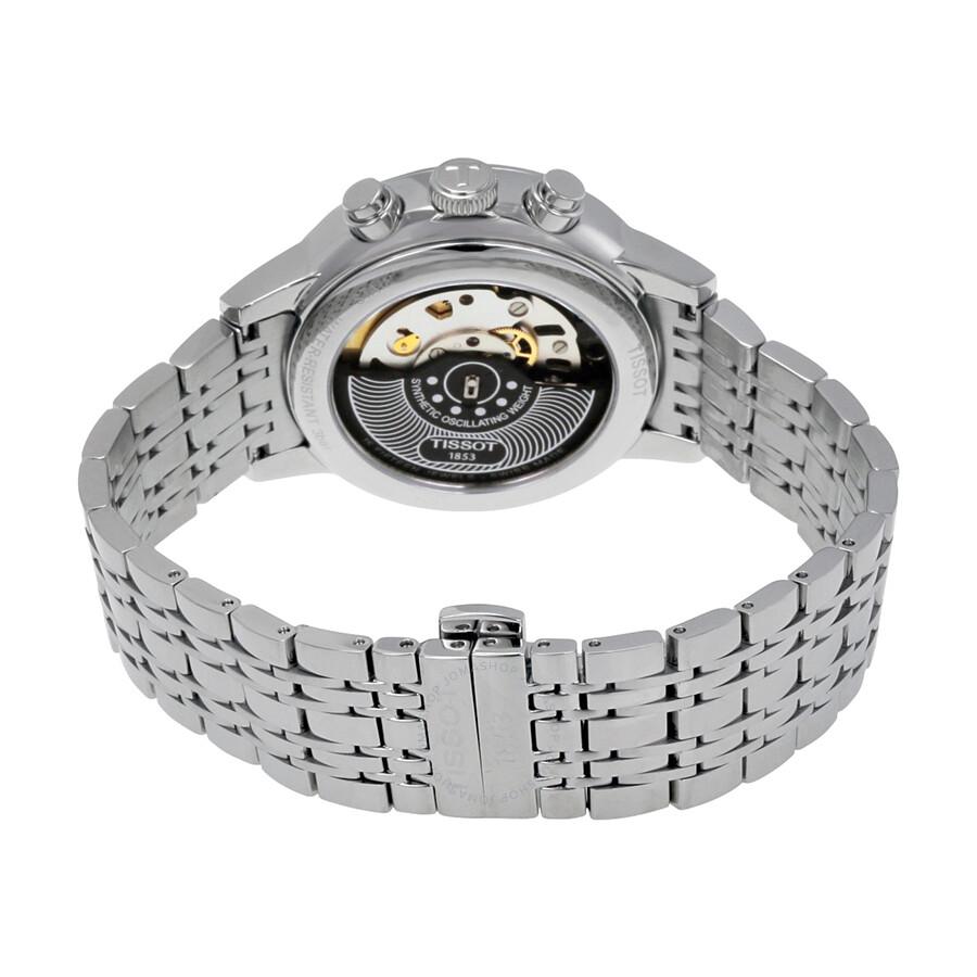 bb655c0cc76 ... Tissot Carson Chronograph Automatic Men s Watch T0854271101100 ...