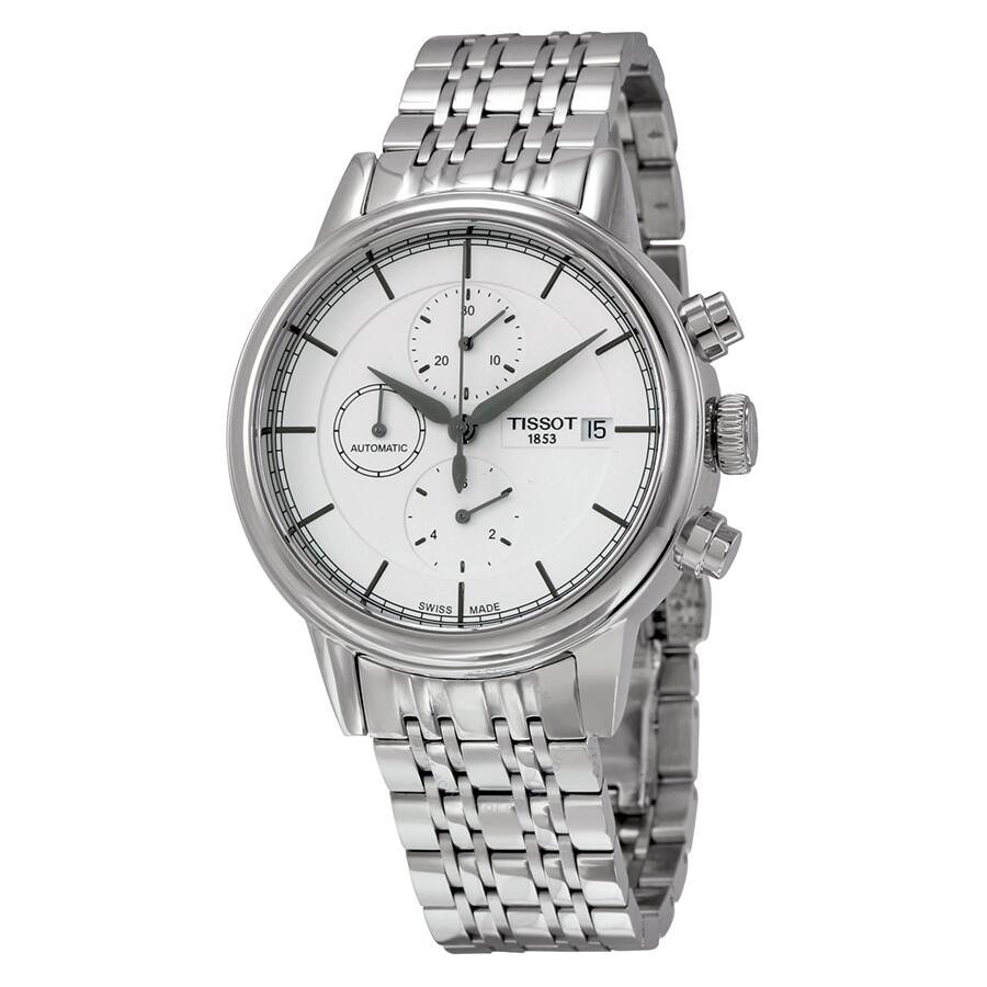 77dcfaa82df Tissot Carson Chronograph Automatic Men's Watch T0854271101100 Item No.  T085.427.11.011.00