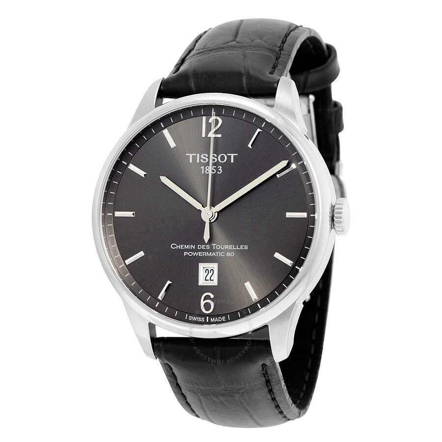 Tissot Chemin Des Tourelles Automatic Men's Watch Item No. T099.407.16.447.00