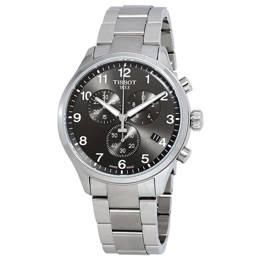 035ab09aa35 Tissot Chrono XL Classic Black Dial Men's Watch T116.617.11.057.01 ...