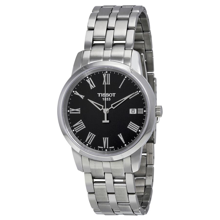 rivenditore all'ingrosso 2b0a3 b25e7 Tissot Classic Dream Men's Watch T033.410.11.053.01