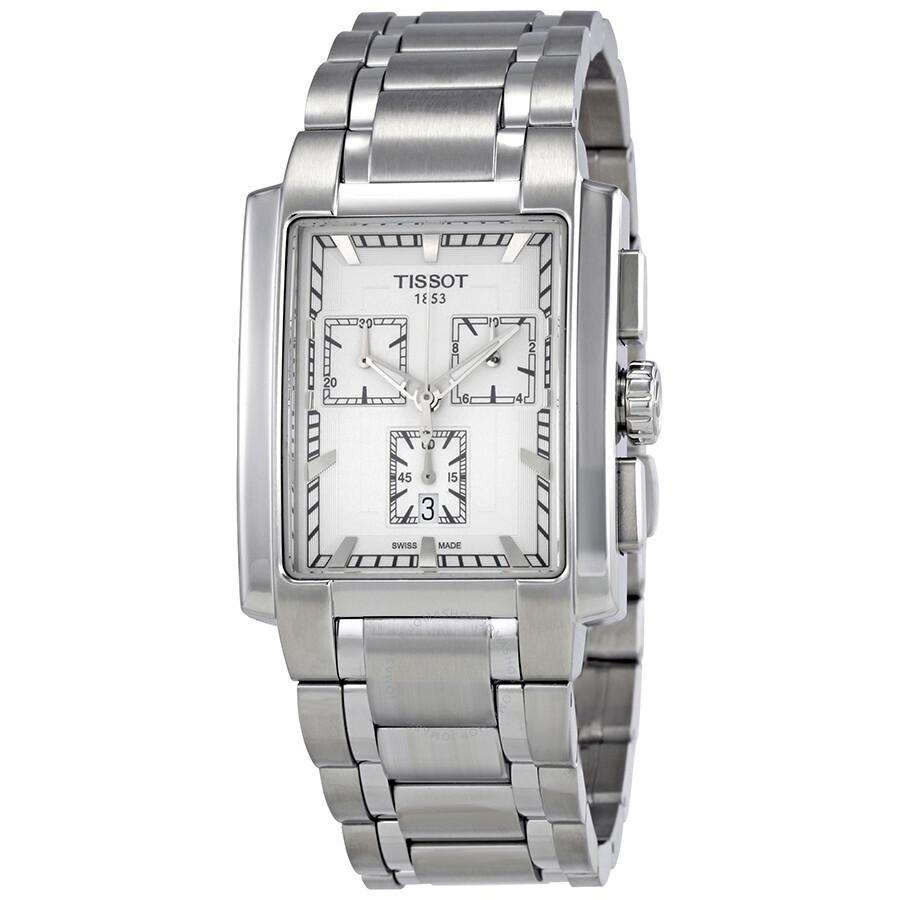 87939403fa2 Tissot Classic TXL Chronograph Silver Dial Men's Watch T0617171103100 Item  No. T061.717.11.031.00