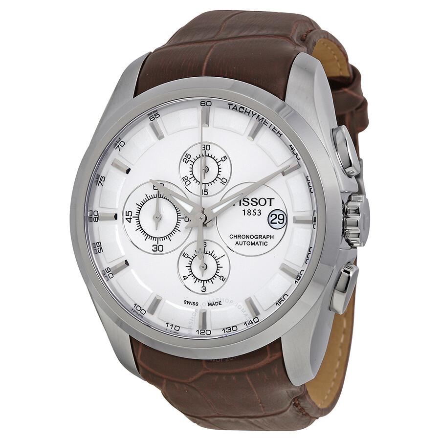 New York e2499 dca8d Tissot Couturier Automatic Chronograph Men's Watch T0356271603100