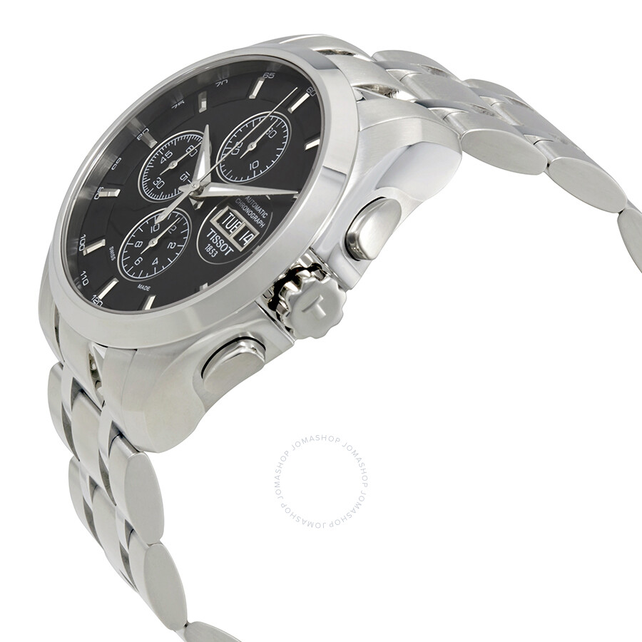 Tissot Couturier Automatic Mens Watch Review Star Wars Knights Of Chronograph T0356271605100 View The Details Our All Exclusive Gold Collection Todayshop Large Selection T Trend Gmt T0354391105100