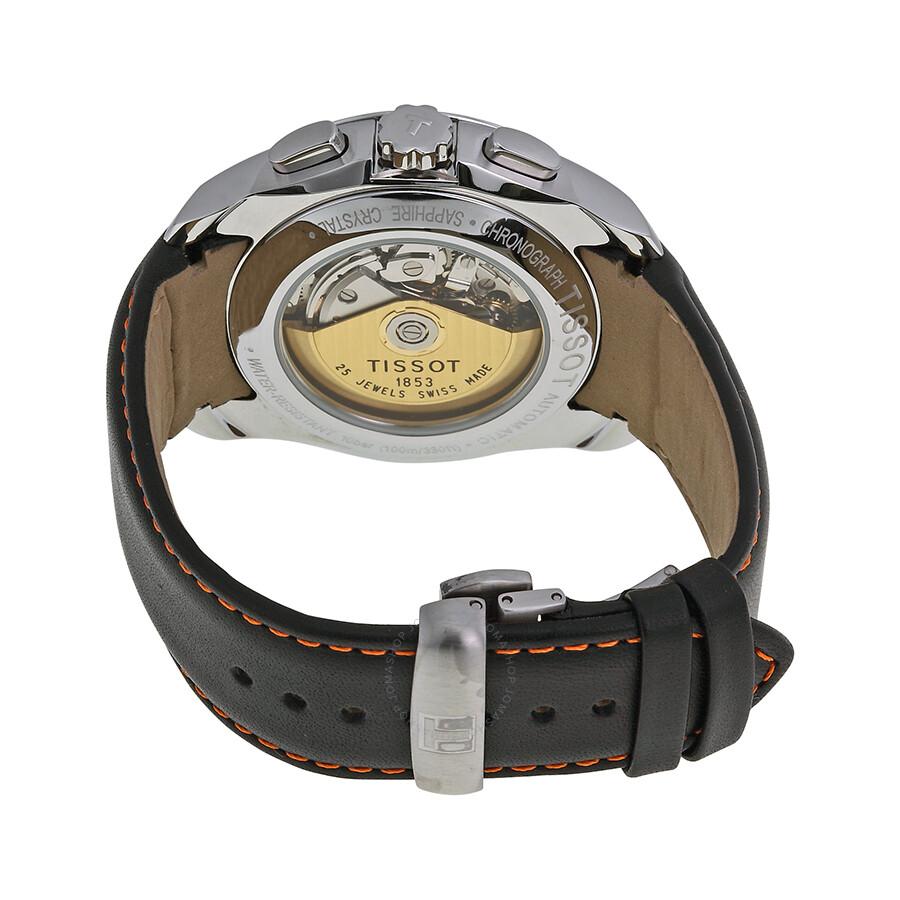 Tissot T-Trend Couturier Chronograph Mens