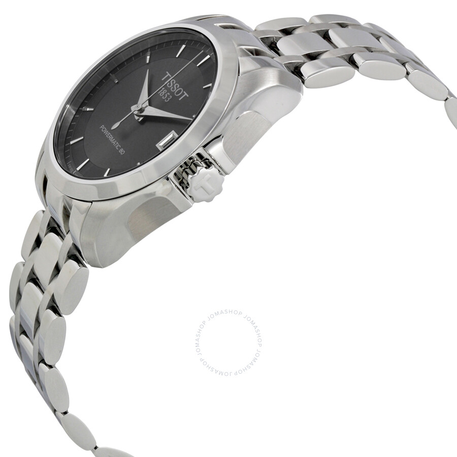 cc0ad9fea ... Tissot Couturier Powermatic 80 Automatic Ladies Watch  T035.207.11.061.00 ...
