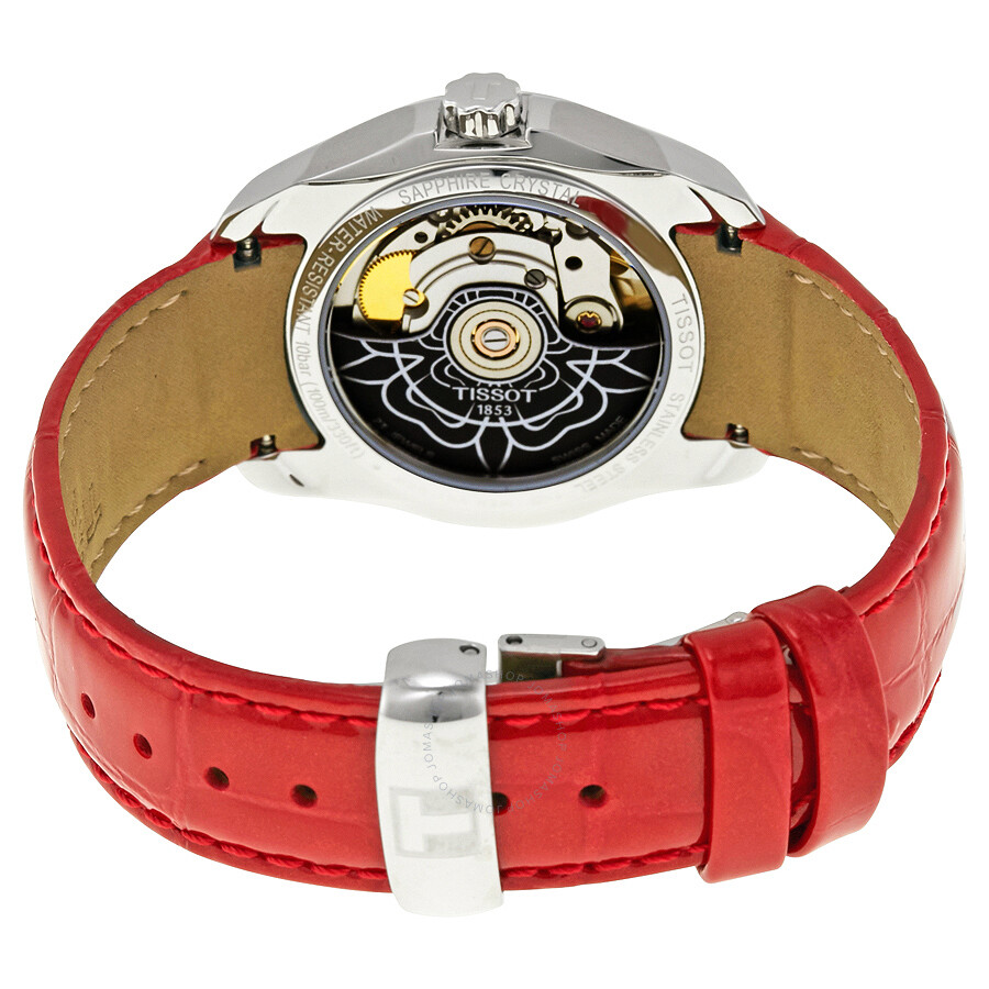 4b93a9c83 ... Tissot Couturier Powermatic 80 Automatic Ladies Watch T0352071603101