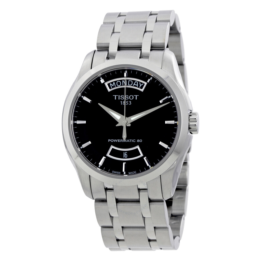 363c28f98 Tissot Couturier Powermatic 80 Automatic Men's Watch T0354071105101 Item  No. T035.407.11.051.01