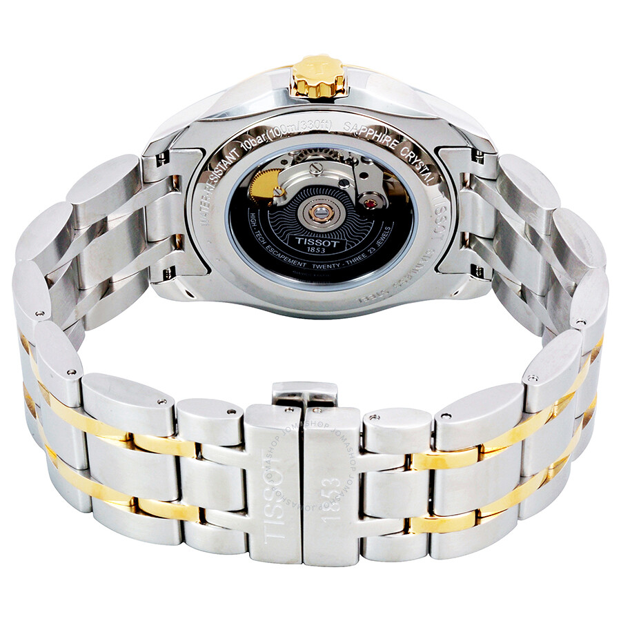 b482b398f ... Tissot Couturier Powermatic 80 Chronograph Automatic Men's Watch  T035.407.22.011.01