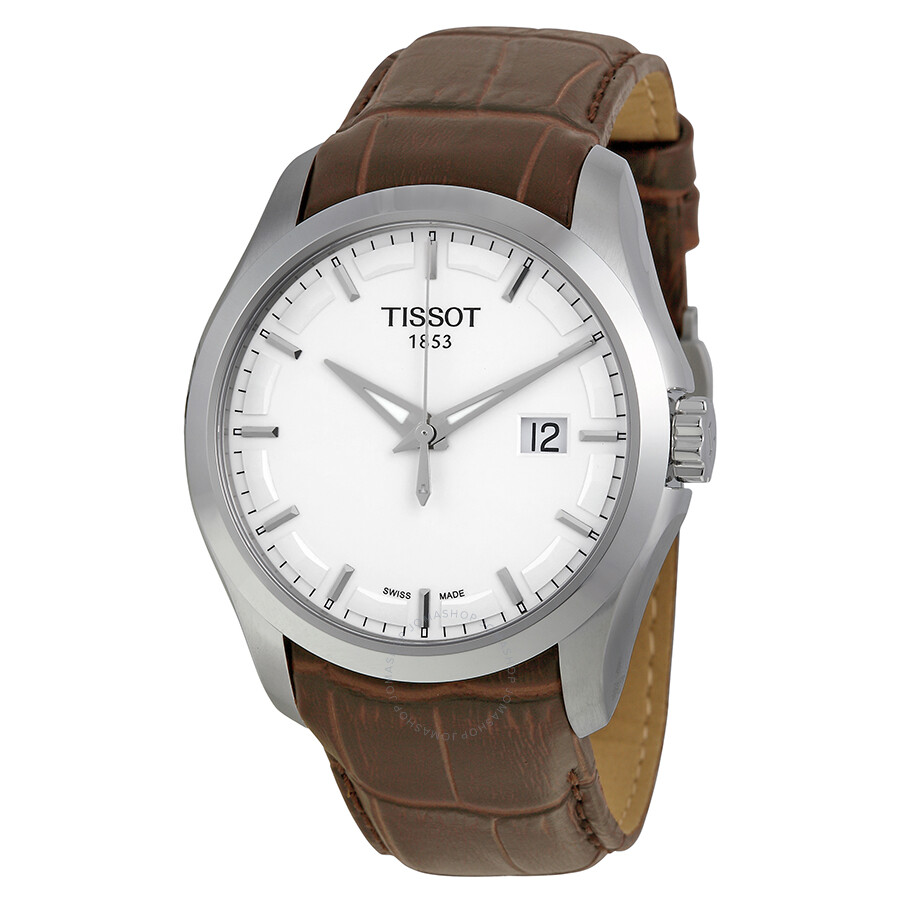 tissot couturier swiss men s watch t0354101603100 couturier t tissot couturier swiss men s watch t0354101603100