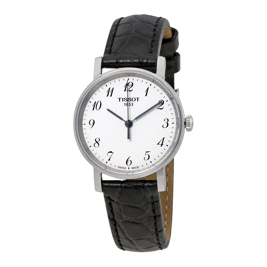 Tissot Everytime Lady White Dial Ladies Watch T1092101603200 ... 6f36831af2