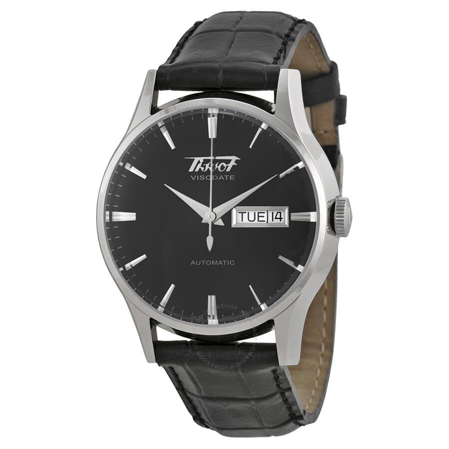 Heritage Visodate Men's Watch T019.430.16.051.01 by Tissot