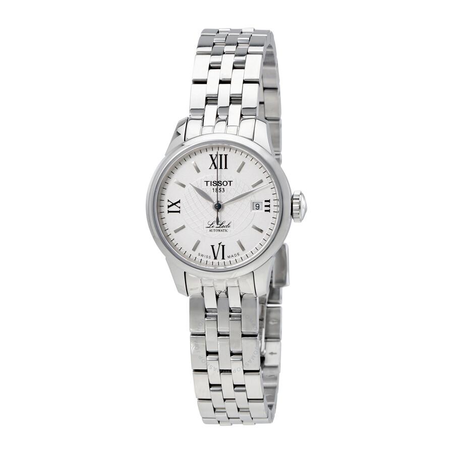 36c59d685df Tissot Ladies Le Locle Watch T41.1.183.33 - Le Locle - T-Classic ...