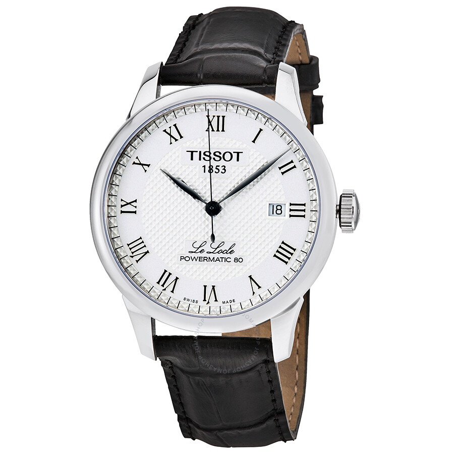 Tissot Le Locle Powermatic 80 Automatic Men s Watch T006.407.16.033.00 ... 6004005d90c0