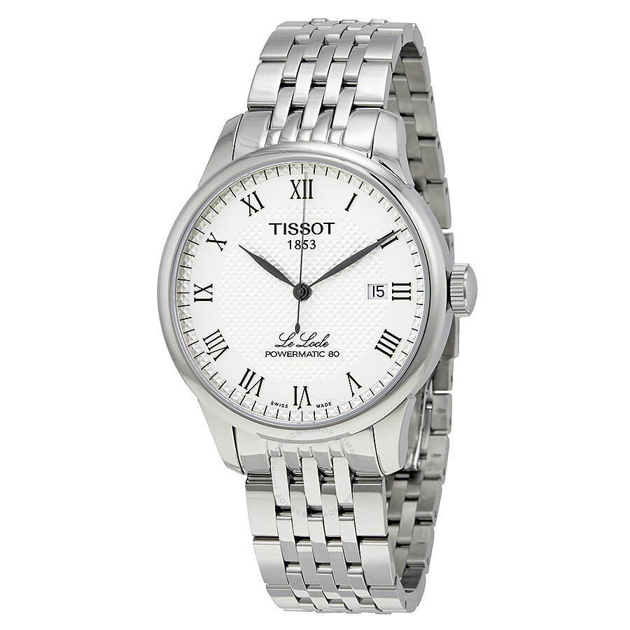 ab77c9318 Tissot Le Locle Powermatic 80 Automatic Men's Watch