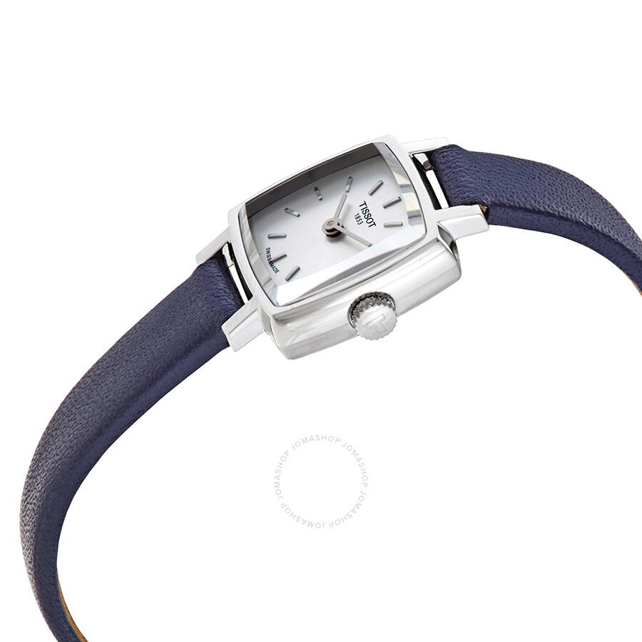 Lovely Quartz Silver Dial Ladies Watch T0581091603100