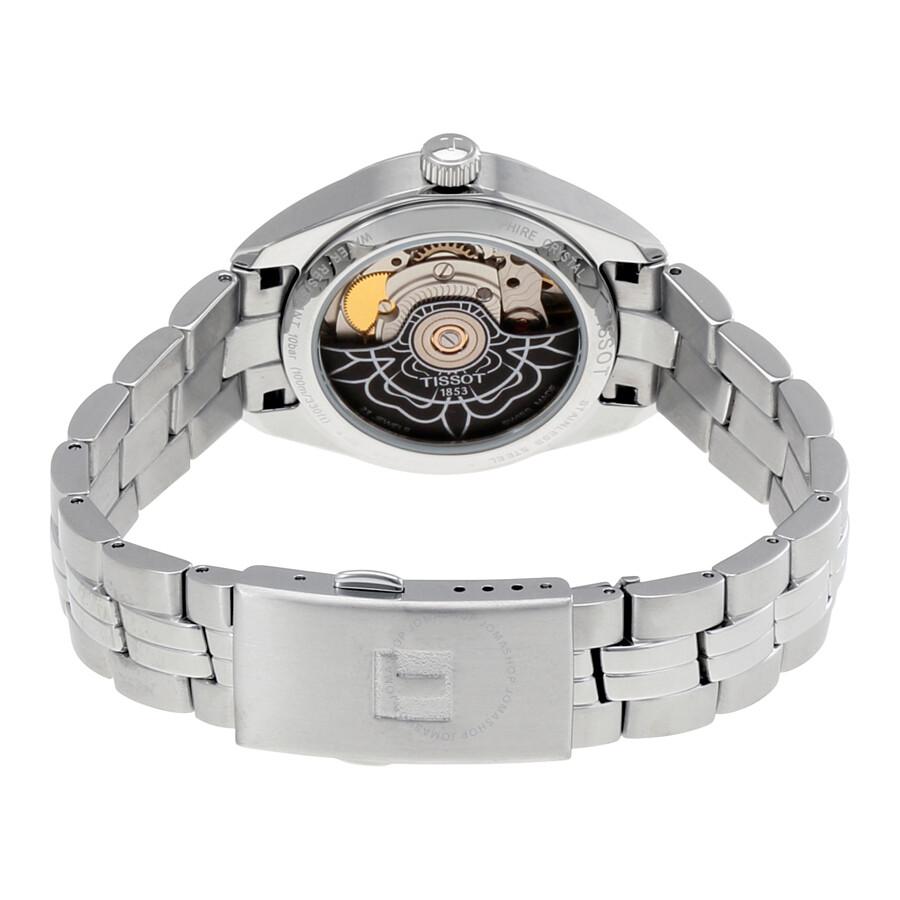 Tissot Pr 100 Automatic Ladies Watch T101 207 11 116 00 Pr 100 T