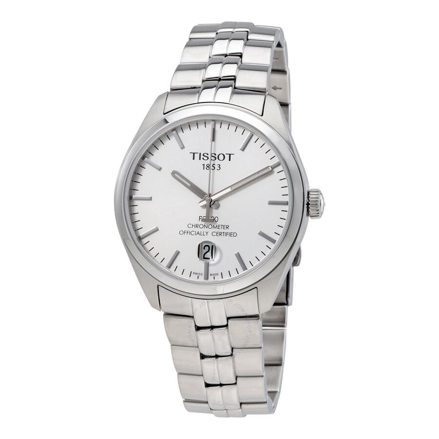 Tissot Pr 100 Automatic Men S Watch T101 408 11 031 00 Pr 100 T