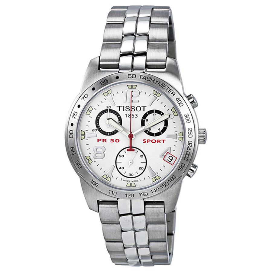Часы tissot pr50 артикул t34248331