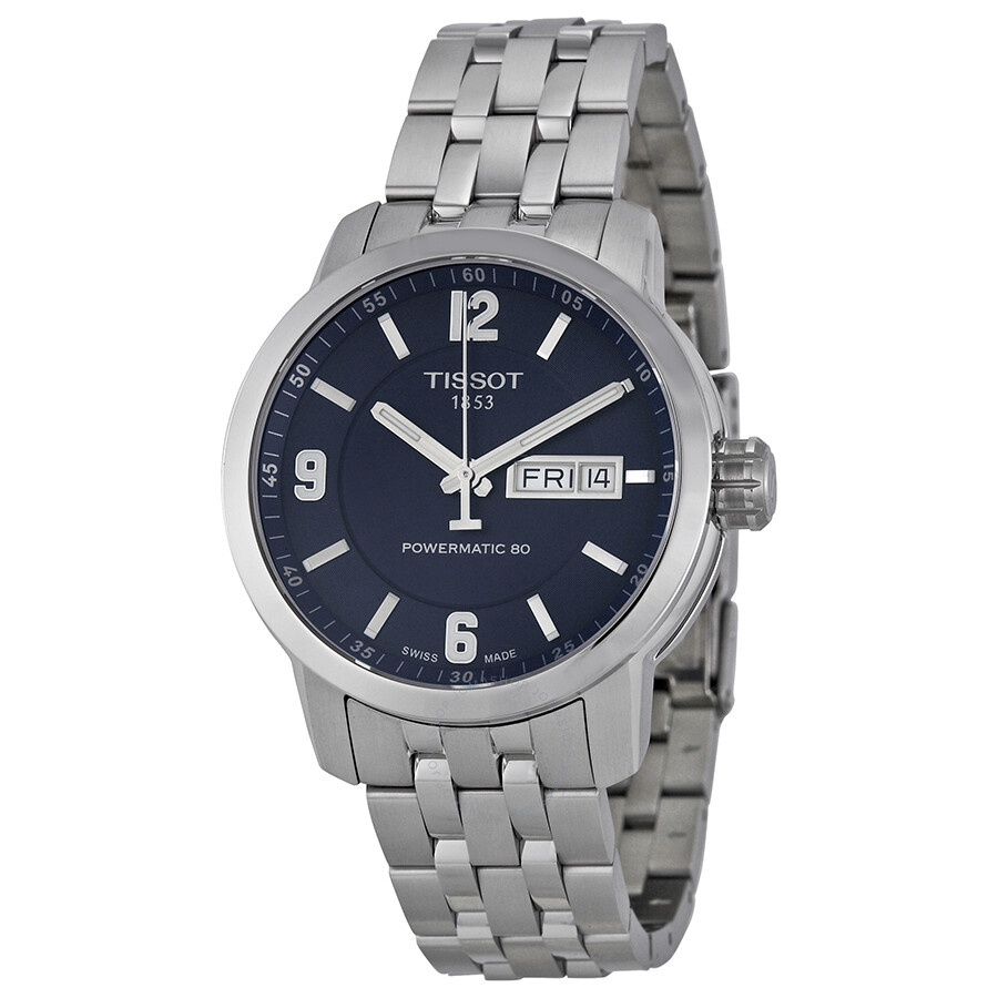 Tissot PRC 200 Powermatic 80 Automatic Men s Watch T0554301104700 Item No.  T055.430.11.047.00 8703f3fb4f1