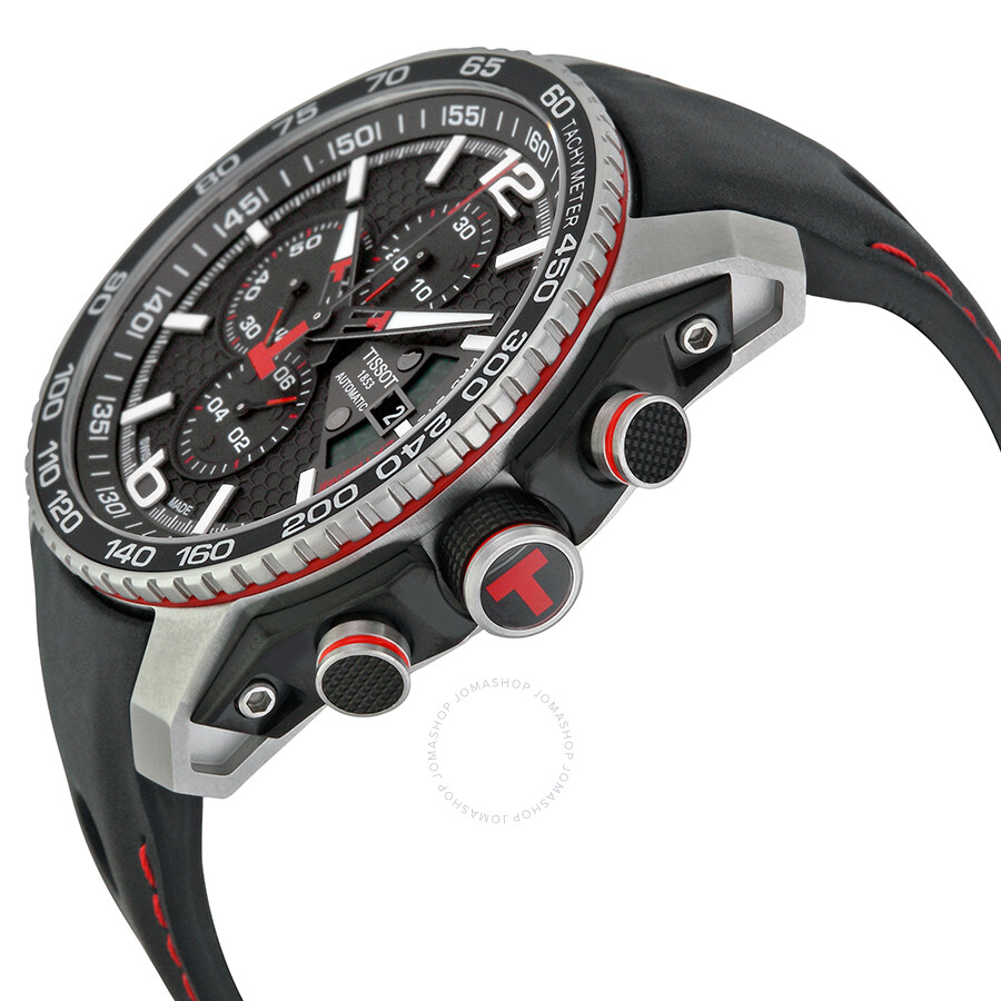 Tissot PRS 516 Extreme Automatic Chronograph Men's Watch ...