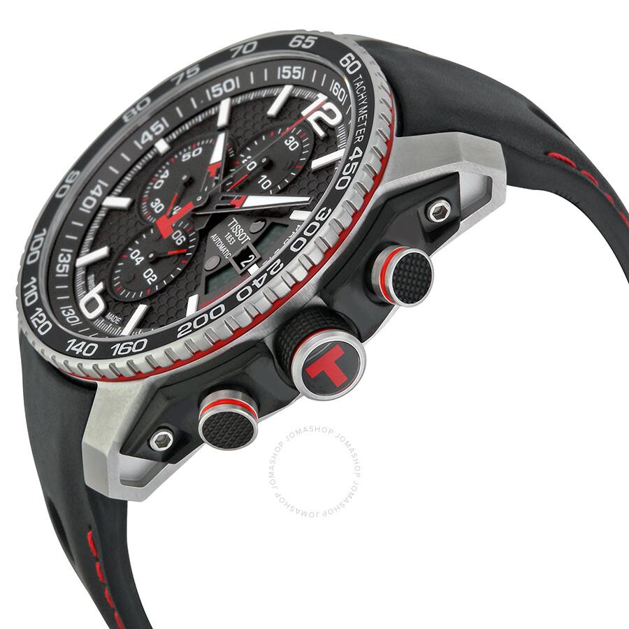 Tissot PRS 516 Extreme Automatic Chronograph Men's Watch ...