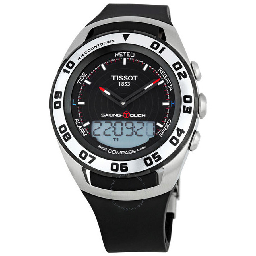 Baselworld 2010 Preview Tissot Sailing Touch