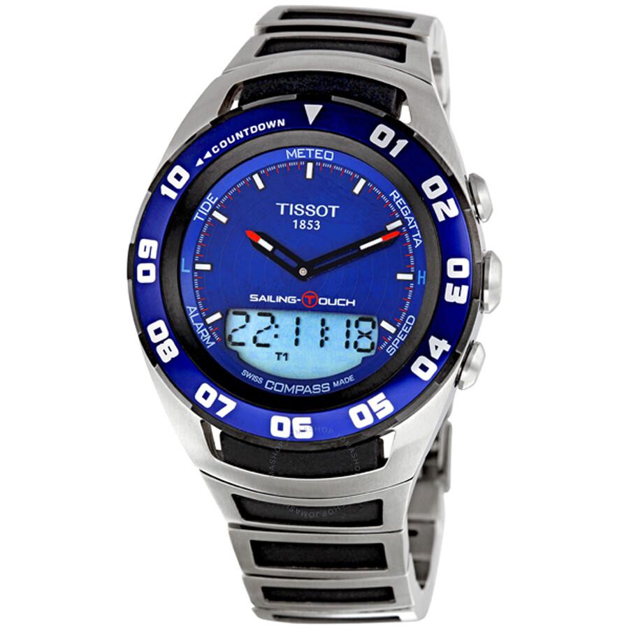 Tissot T-Touch Expert Solar Watch Review   aBlogtoWatch