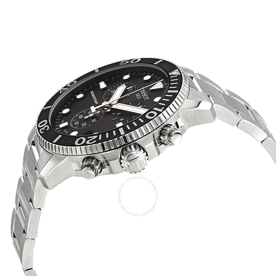 44af17e21da Tissot Seastar 1000 Chronograph Quartz Men s Watch T1204171105100 ...