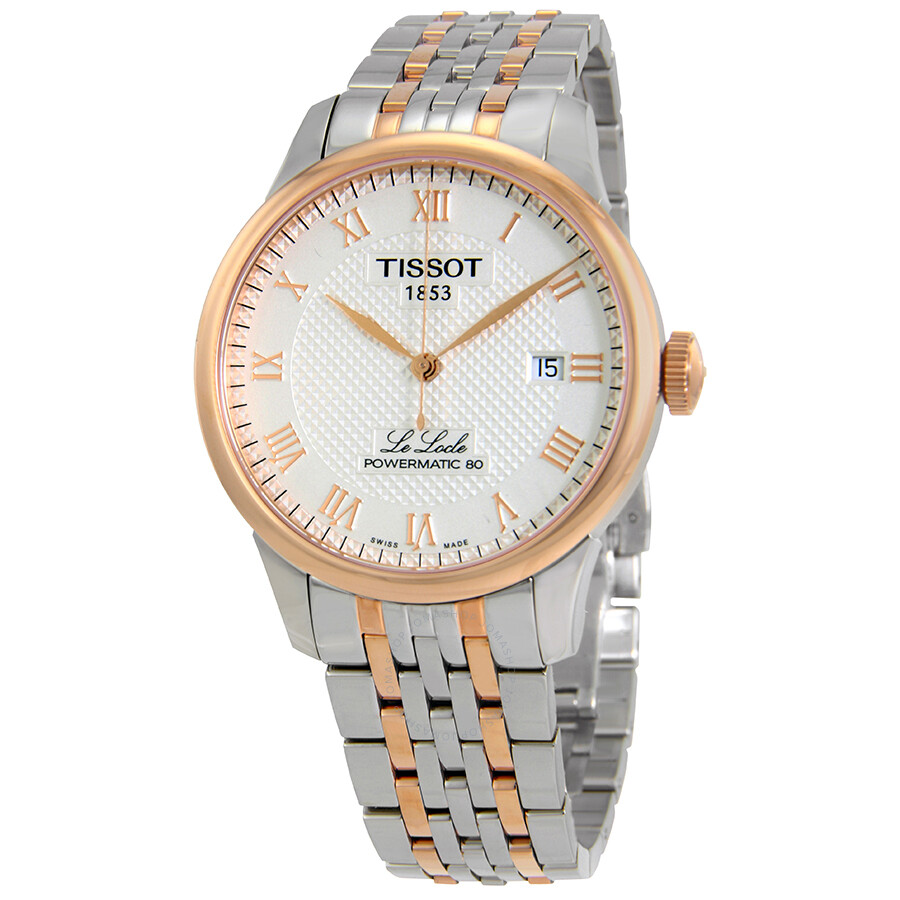 fbebeafca Tissot T-Classic Automatic Silver Dial Men's Watch T006.407.22.033.00 ...