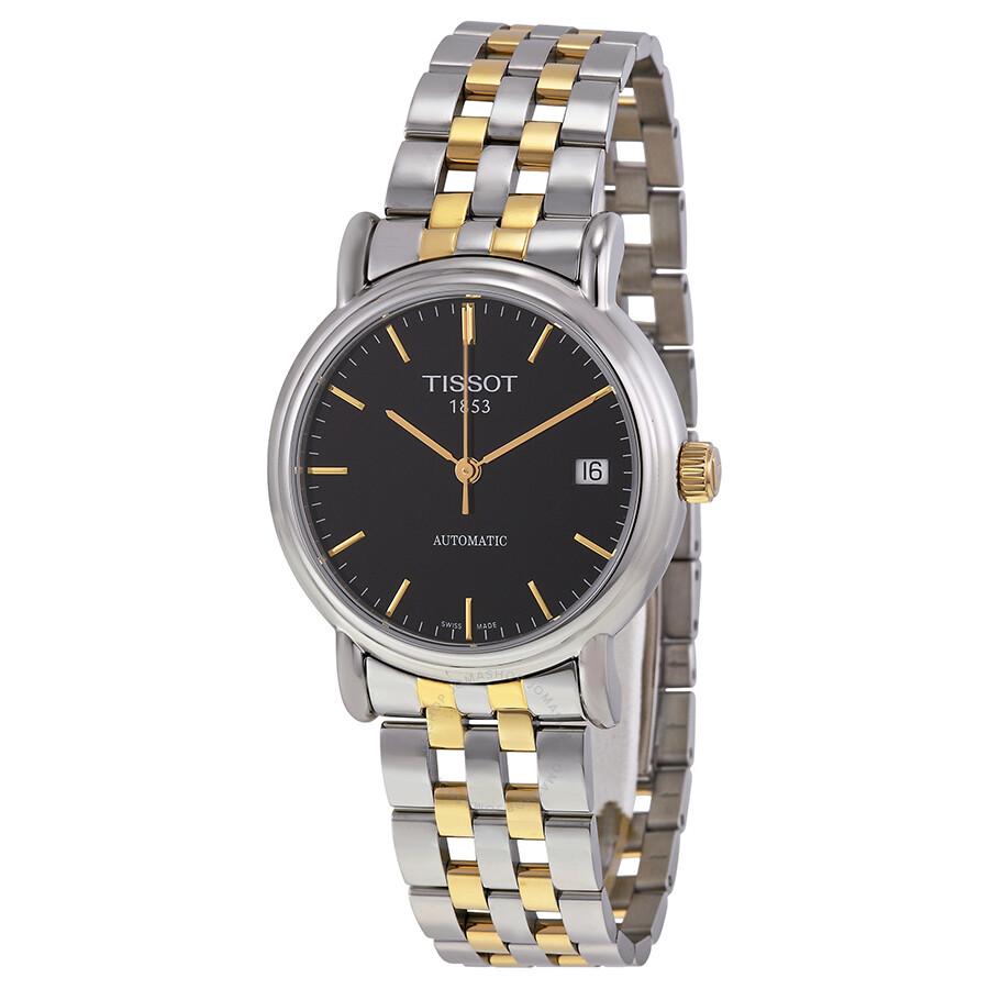 1677e5f62 Tissot T Classic Carson Men's Watch T95.2.483.51 - Carson - T ...