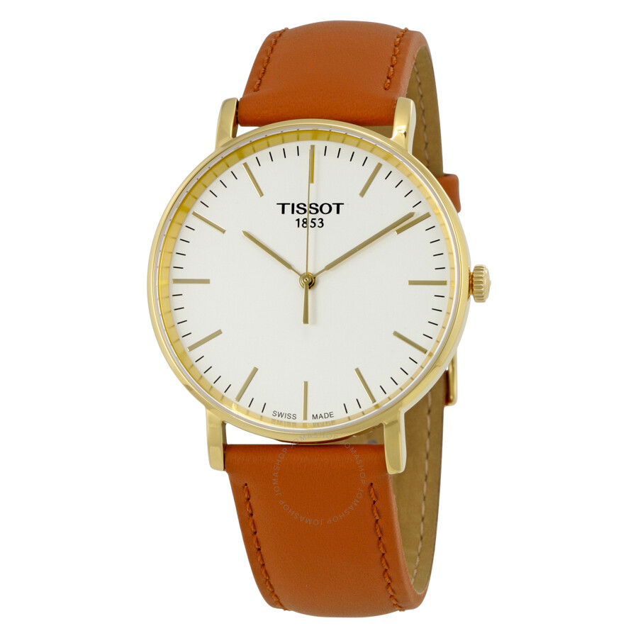 Tissot T-Classic Everytime Silver Dial Men s Watch d0e222569a8