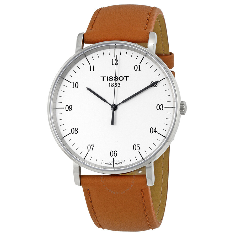 Tissot T-Classic Everytime Silver Dial Men s Watch T1096101603700 d2d74c9f115