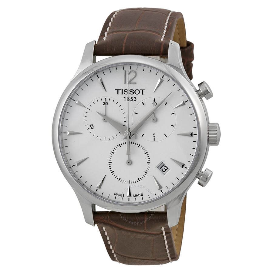 Tissot T Classic Tradition Chronograph Men's Watch ...