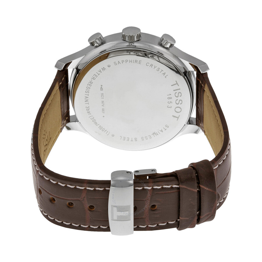 tissot t classic tradition chronograph men s watch t0636171603700 tissot t classic tradition chronograph men s watch t0636171603700