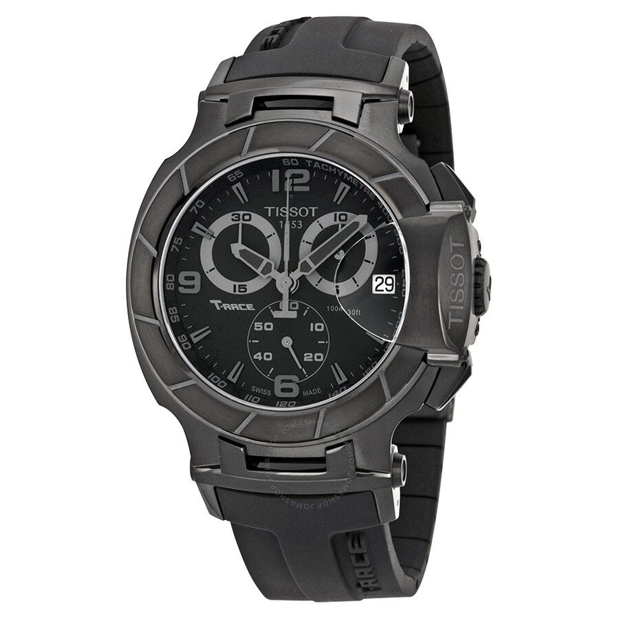 tissot t race chronograph quartz sport men 39 s watch. Black Bedroom Furniture Sets. Home Design Ideas